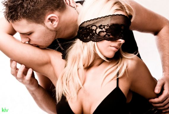 Развратный секс фантазии девушки