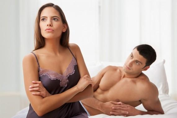 сексуальная пассивность женщины