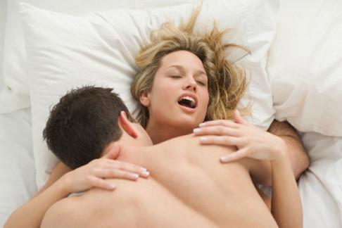 женский и мужской оргазм