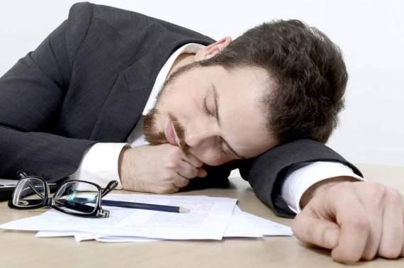 синдром хронической усталости - тест