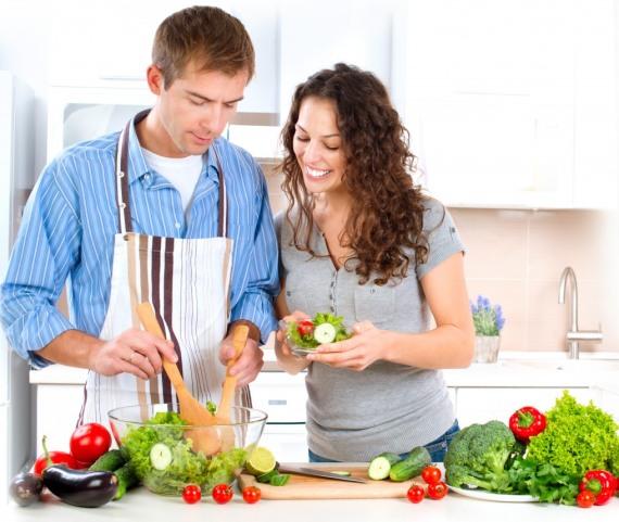 Совместное приготовление пищи