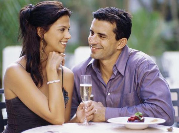свидание с мужчиной