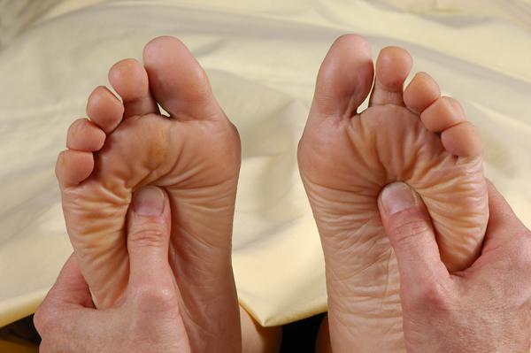 точечный массаж стопы от бессонницы