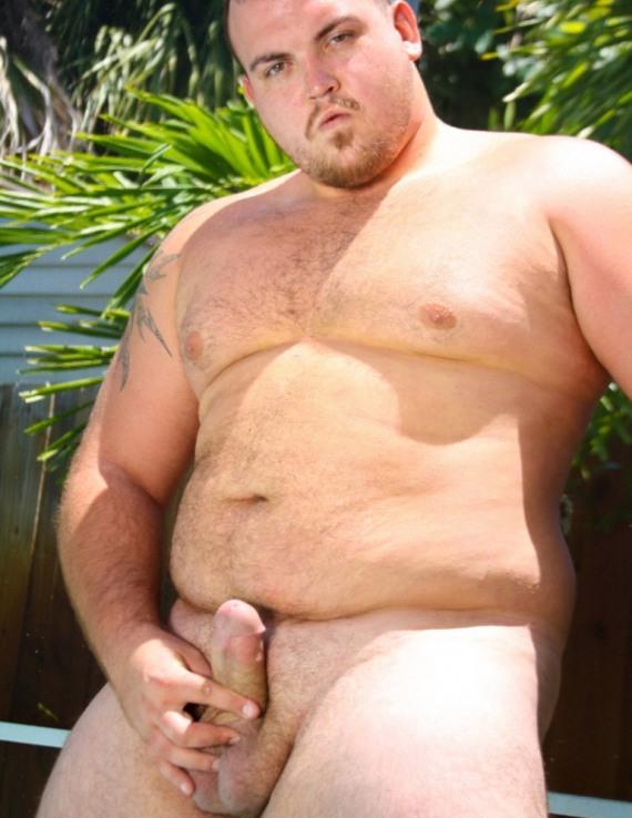 толстые голые мужчины - фото 134