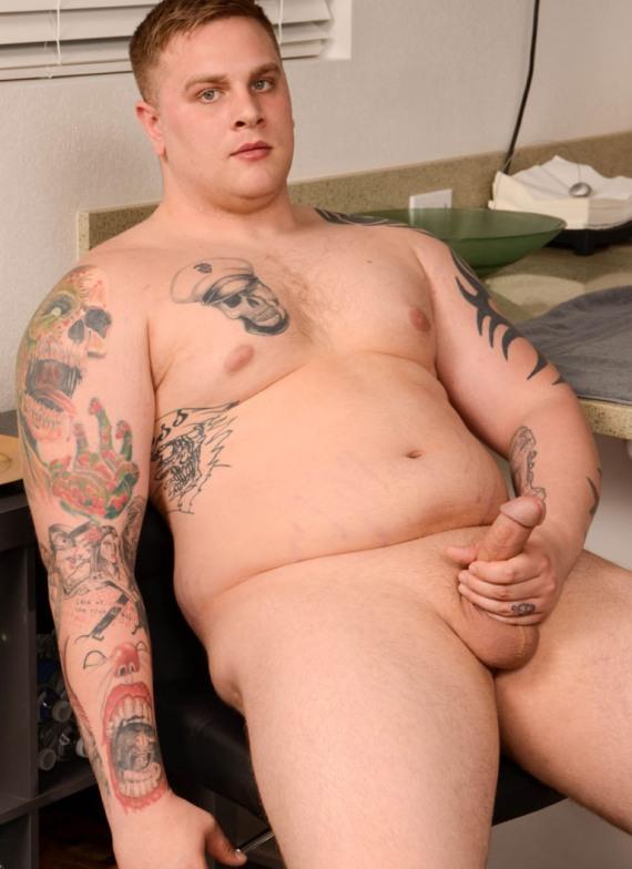 толстые голые мужчины - фото 136