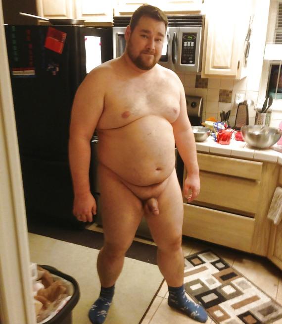 толстые голые мужчины - фото 138