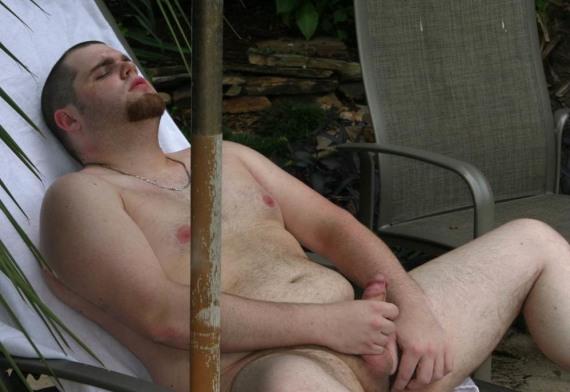 толстые голые мужчины - фото 139