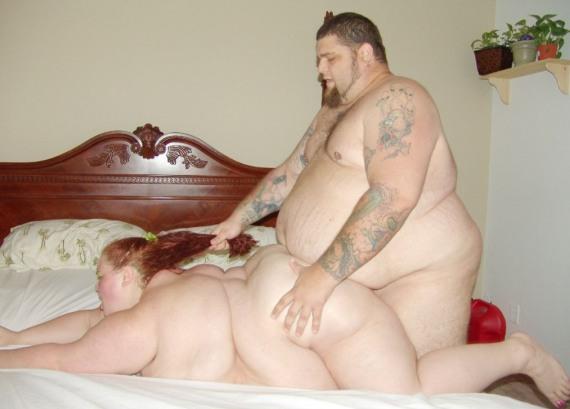 толстые голые мужчины - фото 147