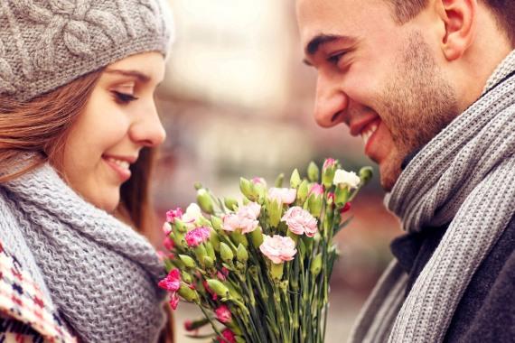 цветы в отношениях это нежность и романтика