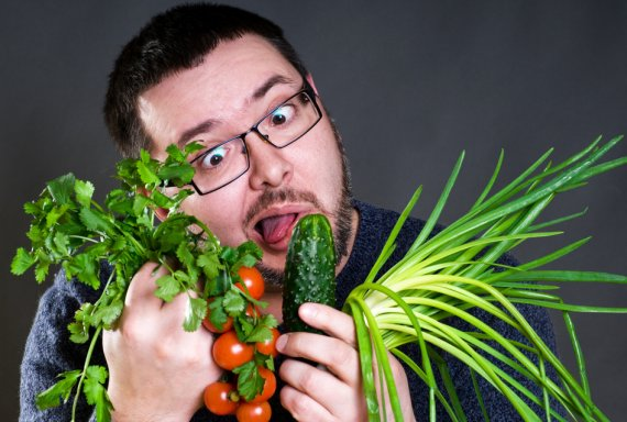 вегетарианство и секс