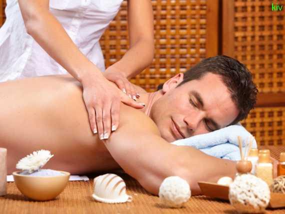 видео пример эротического массажа