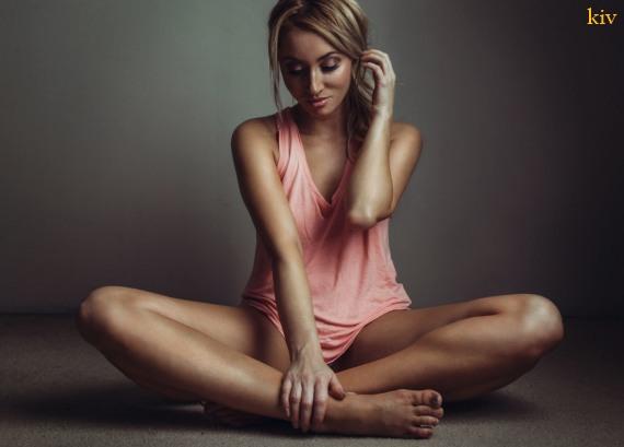 женская вульва - кив