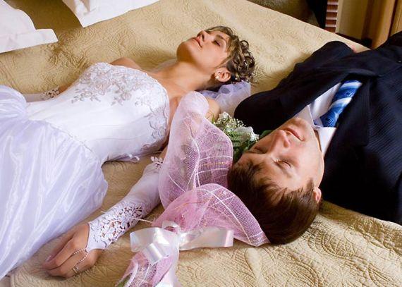 Жизнь после свадьбы - отношения в семье