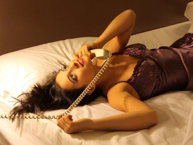 знакомство по телефону